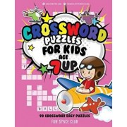 Crossword Puzzles for Kids Age 7 Up: 90 Crossword Easy Puzzle Books for Kids, Paperback/Nancy Dyer