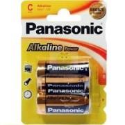 Set 2 Baterii Lr14 / C Alkaline Panasonic