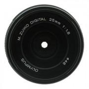 Olympus Zuiko Digital 25mm 1:1.8 noir