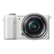 Sony Alpha 5000 Compacte spiegelreflexcamera (full-HD, 20 megapixel, Exmor APS-C HD CMOS-sensor, 7,6 cm (3 inch) kantelbaar display