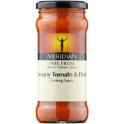 Sos cremos din rosii si mirodenii 350g Meridian Food