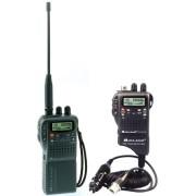 Minirradio CB Midland 75-822 de 40 canales con alerta meteorológica/advertencias