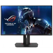 "Monitor Gaming TN LED ASUS 27"" PG278QR, 2560 x 1440, HDMI, DisplayPort, 3D, Pivot, 165 Hz, 1 ms (Negru)"