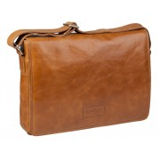 dbramante1928 Marselisborg Messenger Tan 14 inch