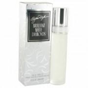 White Diamonds Brilliant For Women By Elizabeth Taylor Eau De Toilette Spray 3.3 Oz