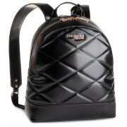 Раница TRUSSARDI JEANS - T-Easy City Quilt Backpack Md 75B00665 Black K299