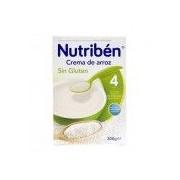 NUTRIBÉN Papilla Crema De Arroz 300g Nutriben - Nutribén