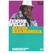 Junior Wells: Blues Harmonica [DVD] [2009]