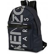 Kenzo Nylon Logo Backpack Navy