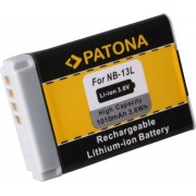 PATONA Battery for Canon NB-13L Canon PowerShot G7 X