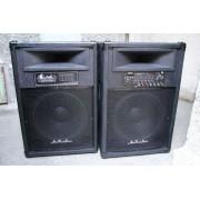 Boxe audio active bluetooth radio USB 300W Vlliodor DS2035