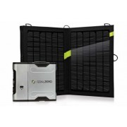 Goal Zero Sherpa 50 Solar Charging Kit