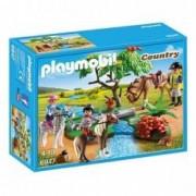 Playmobil Country 6947 gita con i pony 4-10 anni