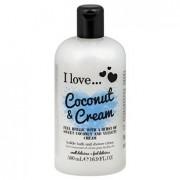 I Love Gel Dus Crema Coconut&Cream 500 ml