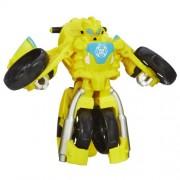 Playskool Heroes, Transformers Rescue Bots, Bumblebee Figure (Motorcycle)