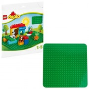 LEGO DUPLO Large Green Building Plate For Kids 1.5 to 5 Years 2304