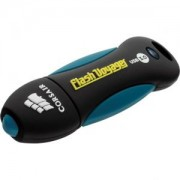 Флаш памет Corsair Voyager 3.0 32GB USB 3.0 Flash Drive CMFVY3A-32GB, read-write: 200MBs, 40MB - CMFVY3A-32GB