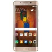 Telefon Mobil Huawei Mate 9 Pro, Procesor Octa-Core 2.4 GHz / 1.8 GHz, Amoled Capacitive touchscreen 5.5', 4GB RAM, 64GB Flash, Camera Dual 20+12MP, Dual-Sim, Wi-Fi, 4G (Auriu) + Cartela SIM Orange PrePay, 6 euro credit, 4 GB internet 4G, 2,000 minute nat