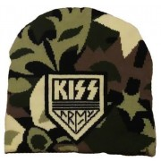 Kiss Army Knitted Ski Hat