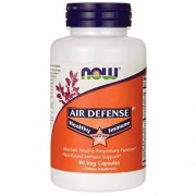 NOW Foods Air Defense 90 vcaps