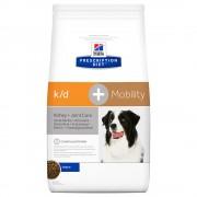 2x12kg Hill's PD Canine k/d+Mobility száraz kutyatáp