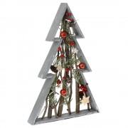 Decor Craciun din lemn - Navidad