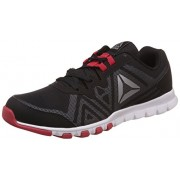 Reebok Men's Everchill Tr Black, Wht and Red Nordic Walking Shoes - 10 UK/India (44.5 EU) (11 US)