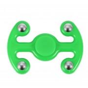 Novedad Fidget Hand Spinner Dedo De Juguete -Verde