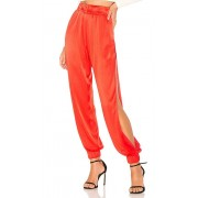 Lovers + Friends Tristan Joggers in Red. - size XS (also in L,M,S,XL,XXS)