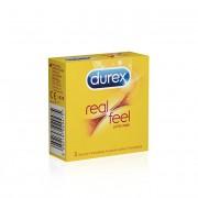 Durex Real Feel 3ks