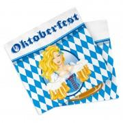 Oktoberfest servetten bier
