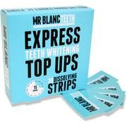 Mr Blanc Teeth Mr Blanc Express Teeth Whitening Strips 30 Strips