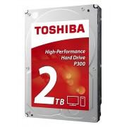 HDD Toshiba P300 2TB, 7200rpm, 64MB, SATA III , HDWD120UZSVA