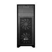 Corsair Obsidian 450D Computer Case - Micro ATX, ATX, Mini ITX, EATX Motherboard Supported - Mid-tower - Aluminium - Black - 7 kg