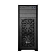 Corsair Obsidian 450D Computer Case - Micro ATX, ATX, Mini ITX, EATX Motherboard Supported - Mid-tower - Aluminium - Black - 7 kg