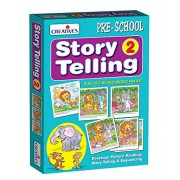 Tingoking Creative Educational AIDS 0613 Story Telling Step-by-Step - 2 (6 Steps)