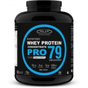 Sinew Nutrition Raw Whey Protein Concentrate Pro 79 2Kg (Unflavoured)