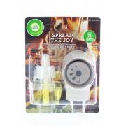 Airwick Aparat Odorizant priza+rezerva 19 ml Spread The Joy Fireside Cheer