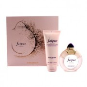 Jaipur Bracelet Coffret: Eau De Parfum Spary 50ml/1.7oz + Body Lotion 100ml/3.3oz 2pcs Jaipur Bracelet Комплект: Парфțм Спрей 50мл + Лосион за Тяло 100мл
