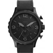 Fossil Nate horloge - Zwart