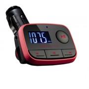 Transmisor FM-t Energy Sistem car MP3 f2 racing red USB host line-in