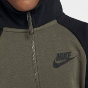 Куртка с молнией во всю длину для школьников Nike Sportswear Tech Fleece