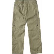FjallRaven Kids Abisko Shade Trousers - Savanna - Travel Pants 122