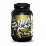 Gold Nutrition Goldrink Premium + BCAAs 1.65lb (750g) - Limão