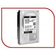 Жесткий диск 6Tb - Western Digital WD6002FZWX