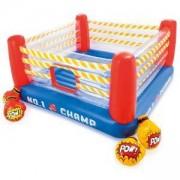 Детски надуваем център за игра - батут Боксов ринг INTEX, 748250