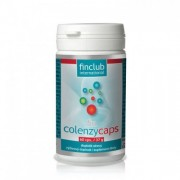 fin Colenzycaps (dawniej Colonic Plus Entsyymi) - wspomaga trawienie podstawowych substancji odżywczych