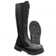 Brandit 20 Eyelet Boots Black 38