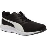 Puma Flare Mesh Running Shoes For Men(Black)