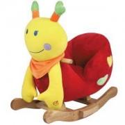 Детска плюшена люлка - Гъсеничката Сара, Moni, 356090